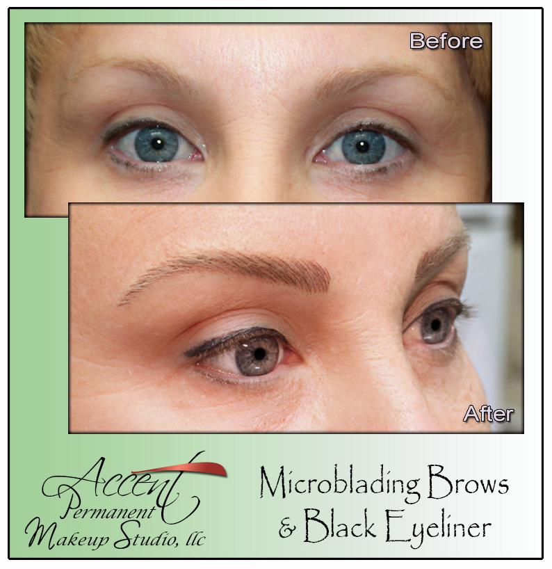 Accent Permanent Makeup Brows
