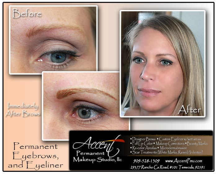 Permanent Makeup Full Face