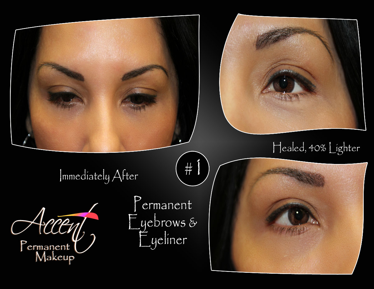 Permanent Makeup Brows