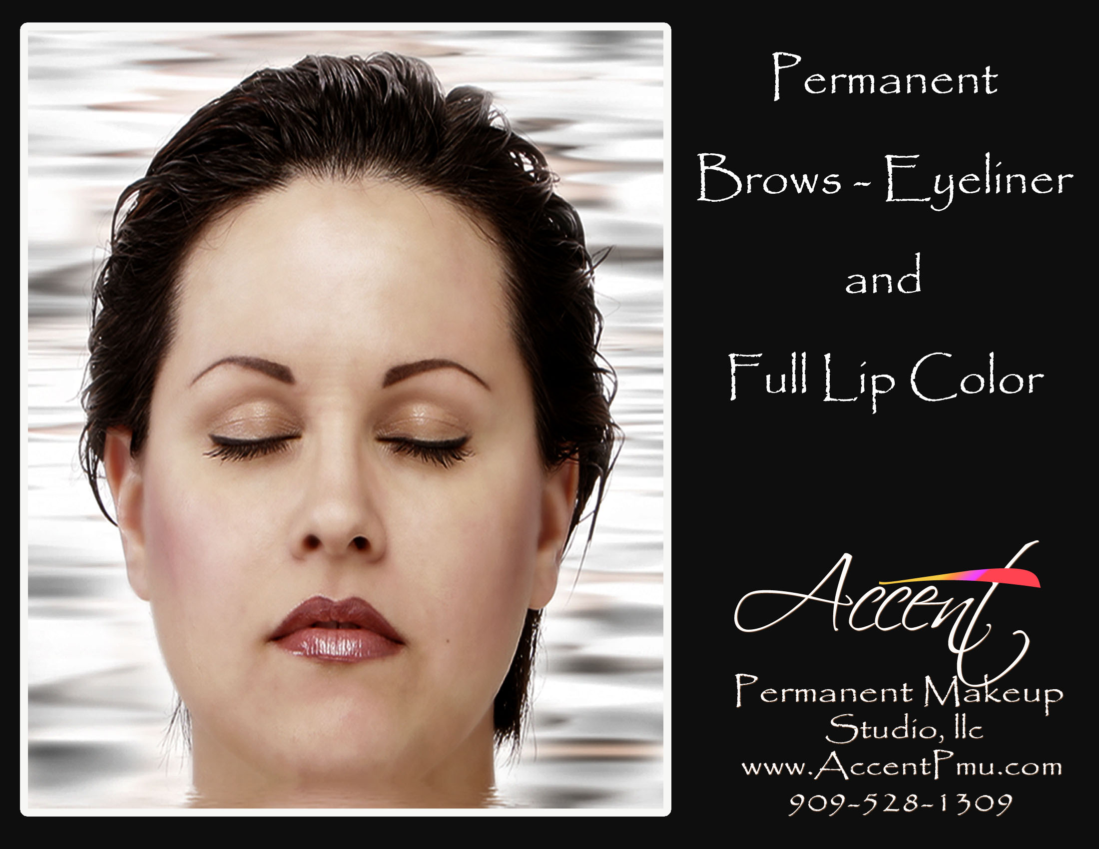 Accent Permanent Makeup Eyebrows
