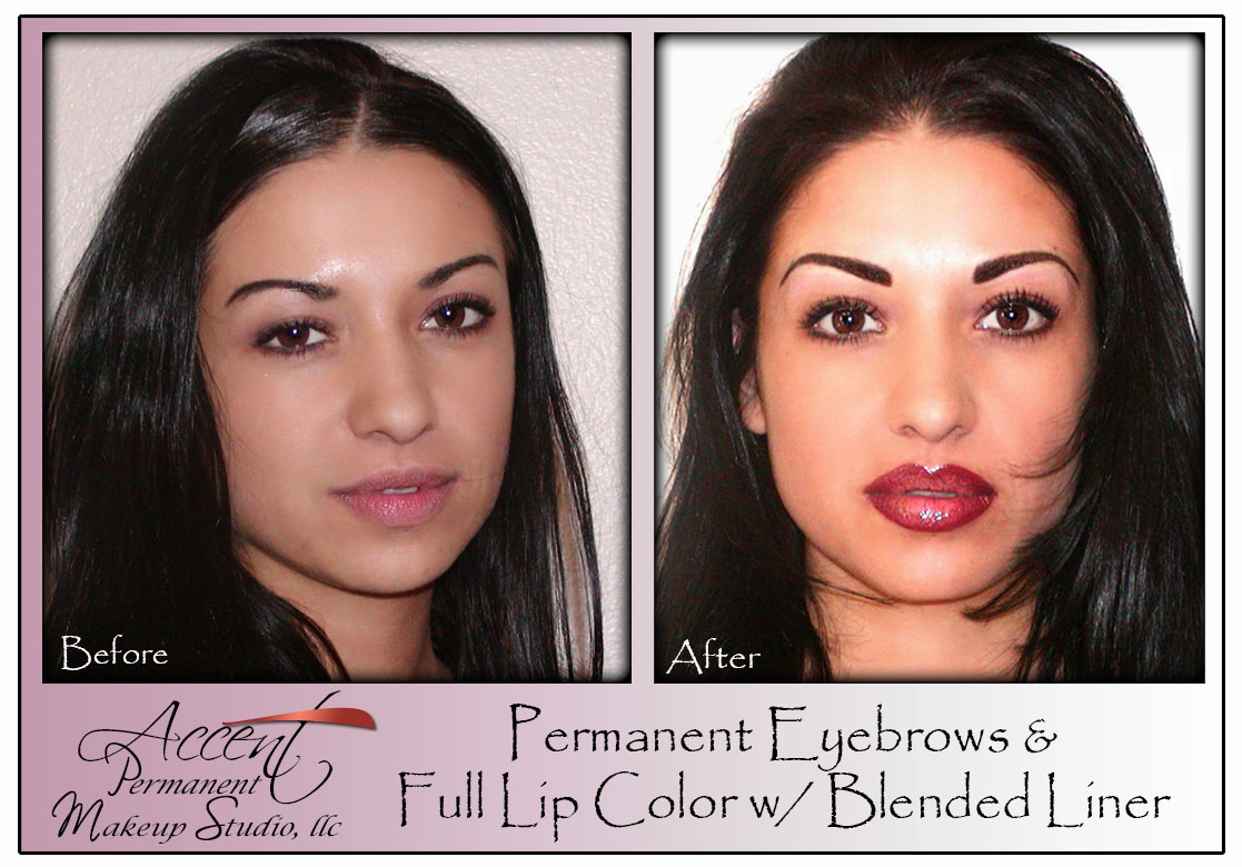 Who Benefits From Cosmetic Tattooing Accent Permanent Makeup