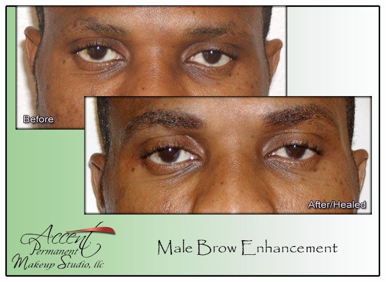 How To Lighten Tattooed Eyebrows With Makeup - Mugeek ...